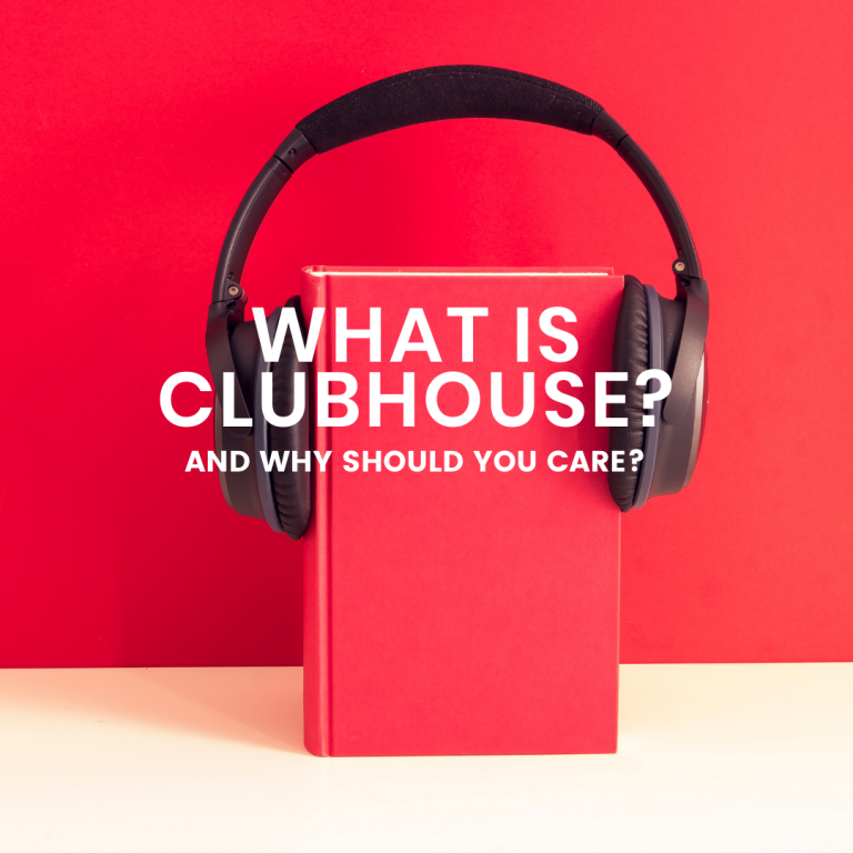 What is Clubhouse and how can I use it to market my business?