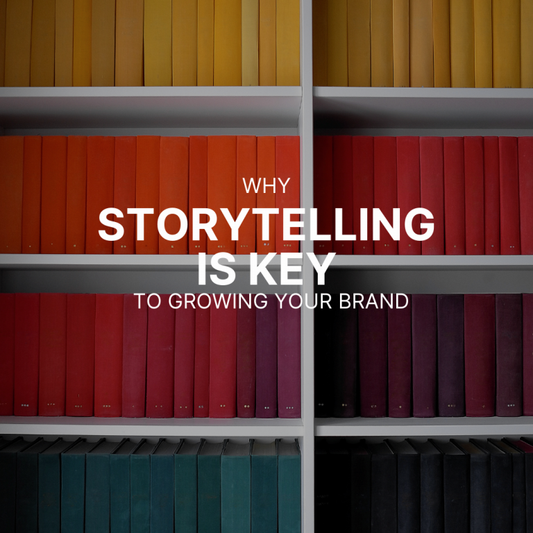 Why Storytelling Is Key to Growing Your Brand