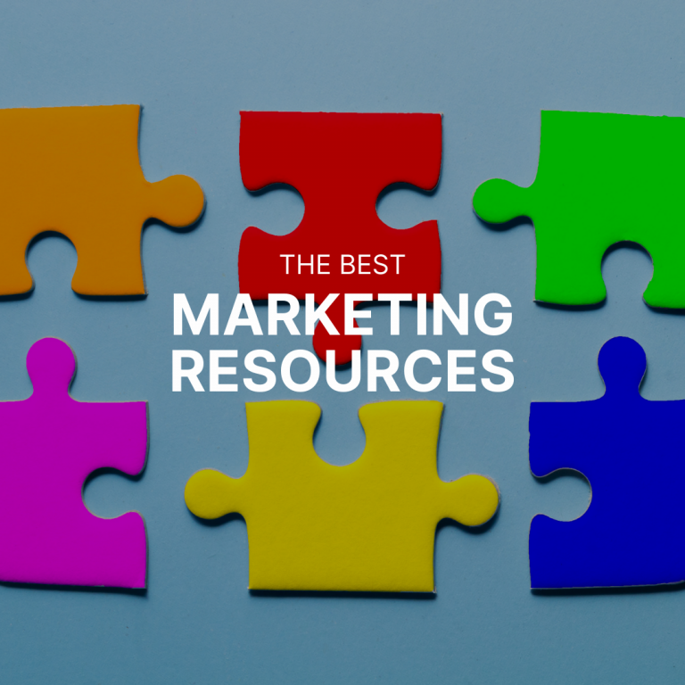 What Are the Best Resources to Use for Marketing?