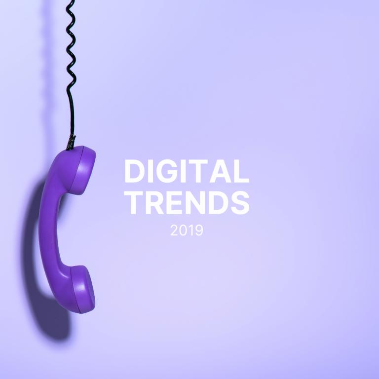 Digital Trends 2019