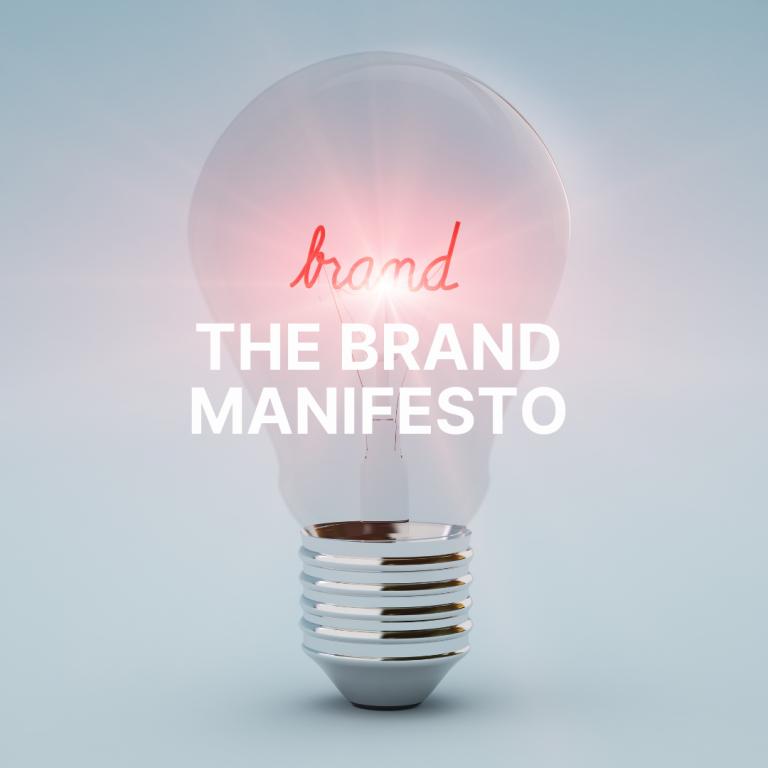 The Brand Manifesto