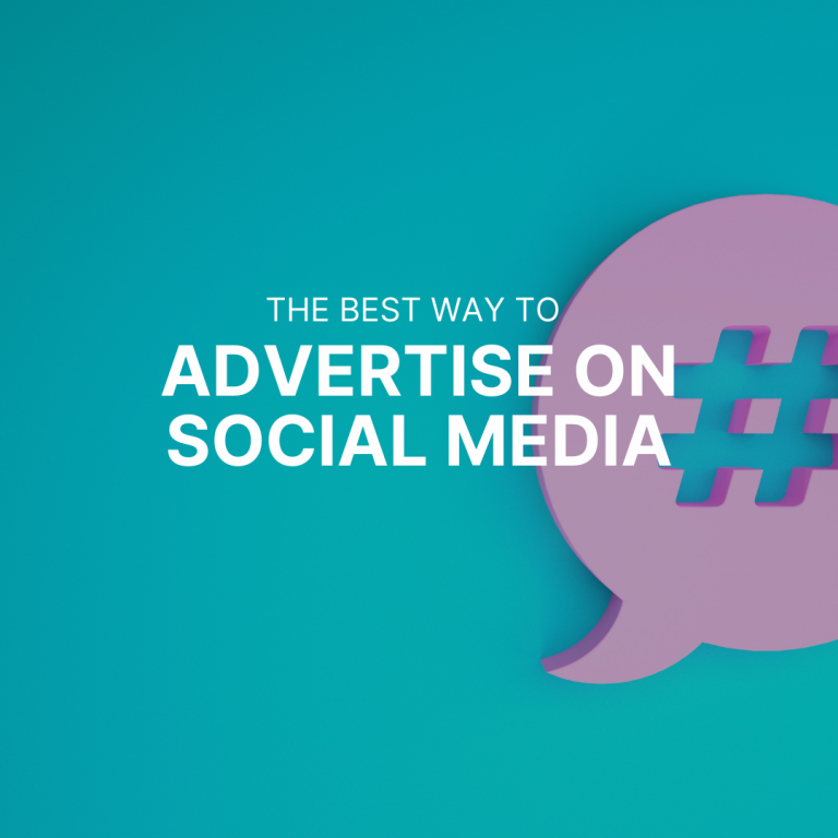 The Best Way to Advertise on Social Media