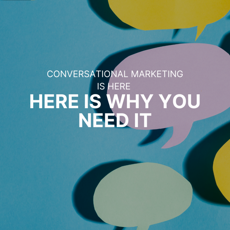 Conversational Marketing is Here: What is Messenger Marketing and Why You Need It